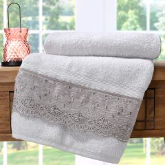 Toalha Confort Lace